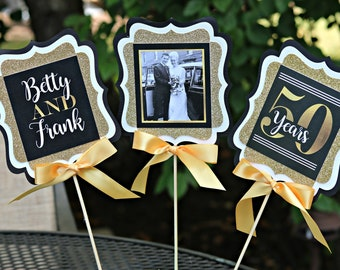 Anniversary Decorations Etsy