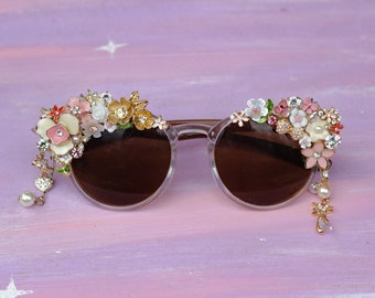 Embellish sunglasses | Etsy