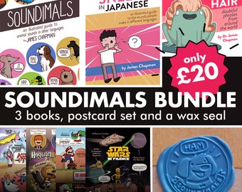 Soundimals Book Bundle (3 Books)