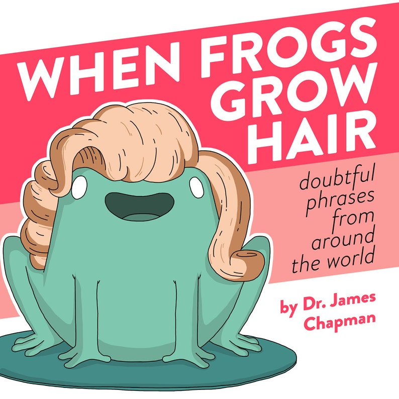 When Frogs Grow Hair image 0