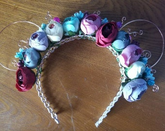 Disney Inspired Headband- Briar Rose
