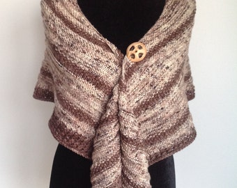 """Knitting Pattern.... """"Stark"""" Scarf inspired by Game Of Thrones"""