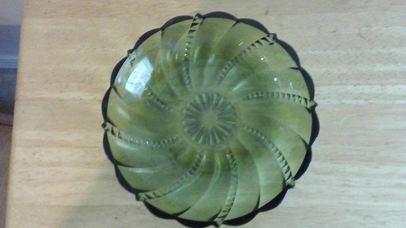 Glass bowlcandy dish