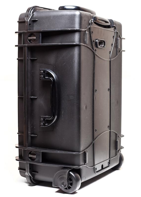 Synthrotek Water Proof 7U 84HP Portable Eurorack Case Waterproof 6U + 1U