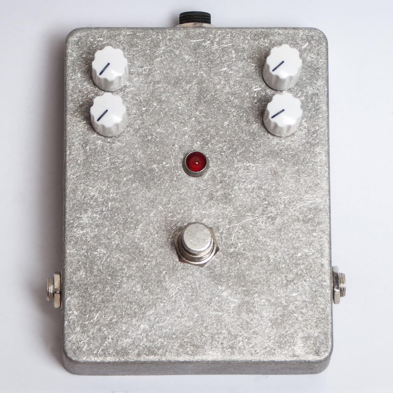 RAT Clone Overdrive Guitar Effects Synthrotek Ratatak Distortion Pedal PCB