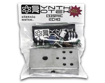 Synthrotek Cosmic ECHO Delay Pedal DIY Kit