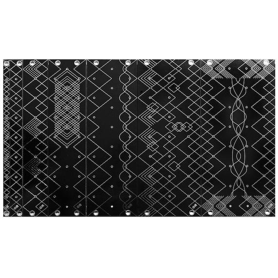 3U 6HP DIY Eurorack Blank Eurorack Synthesizer Panel