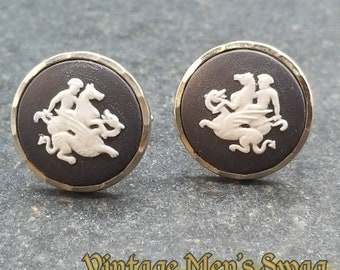 f0c39c8a8e59 Sophisticated Vintage Wedgwood St. George offered by Vintage Men's Swag  Afa-1