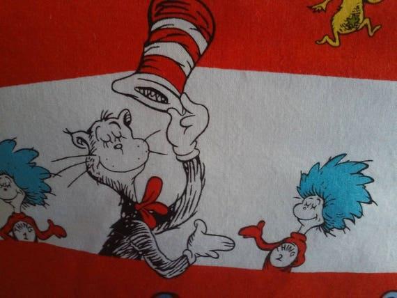 Dr Seuss Crib Bedding Set Cotton, Dr Seuss Crib Bedding