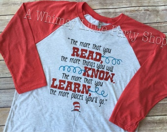 Dr Seuss T Shirts Etsy