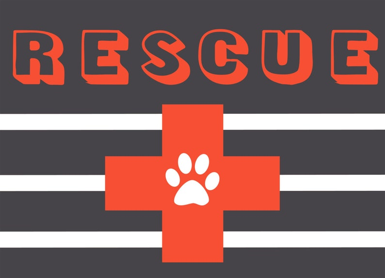 Haustier Rettung Aufkleber Tierrettung Nehmen Sie Ein Haustier Haustiere Tiere Liebe Perfekt Für Jeden Tierliebhaber Sie Wählen