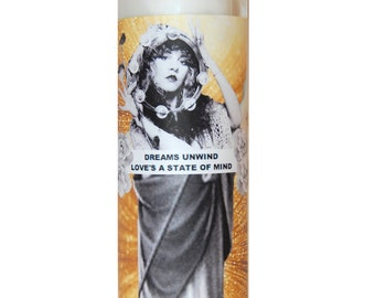 SAINT STEVIE Prayer Candle