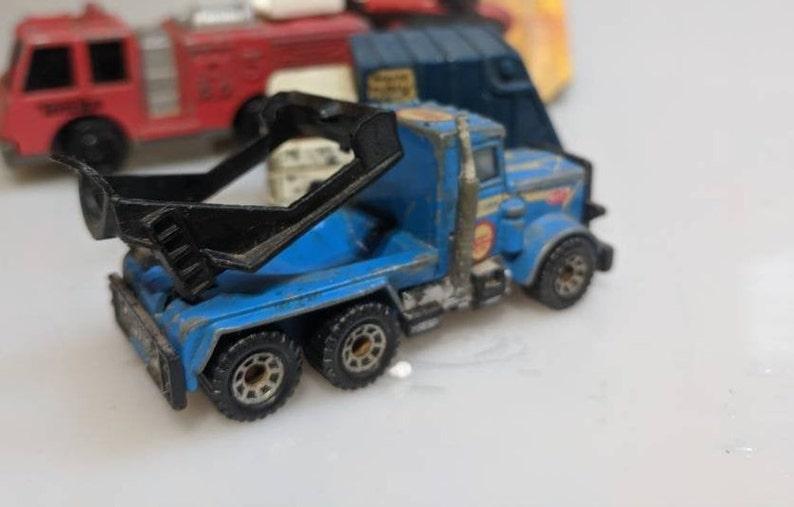 4 MatchBox and Tonka Metal Cars Toys M15