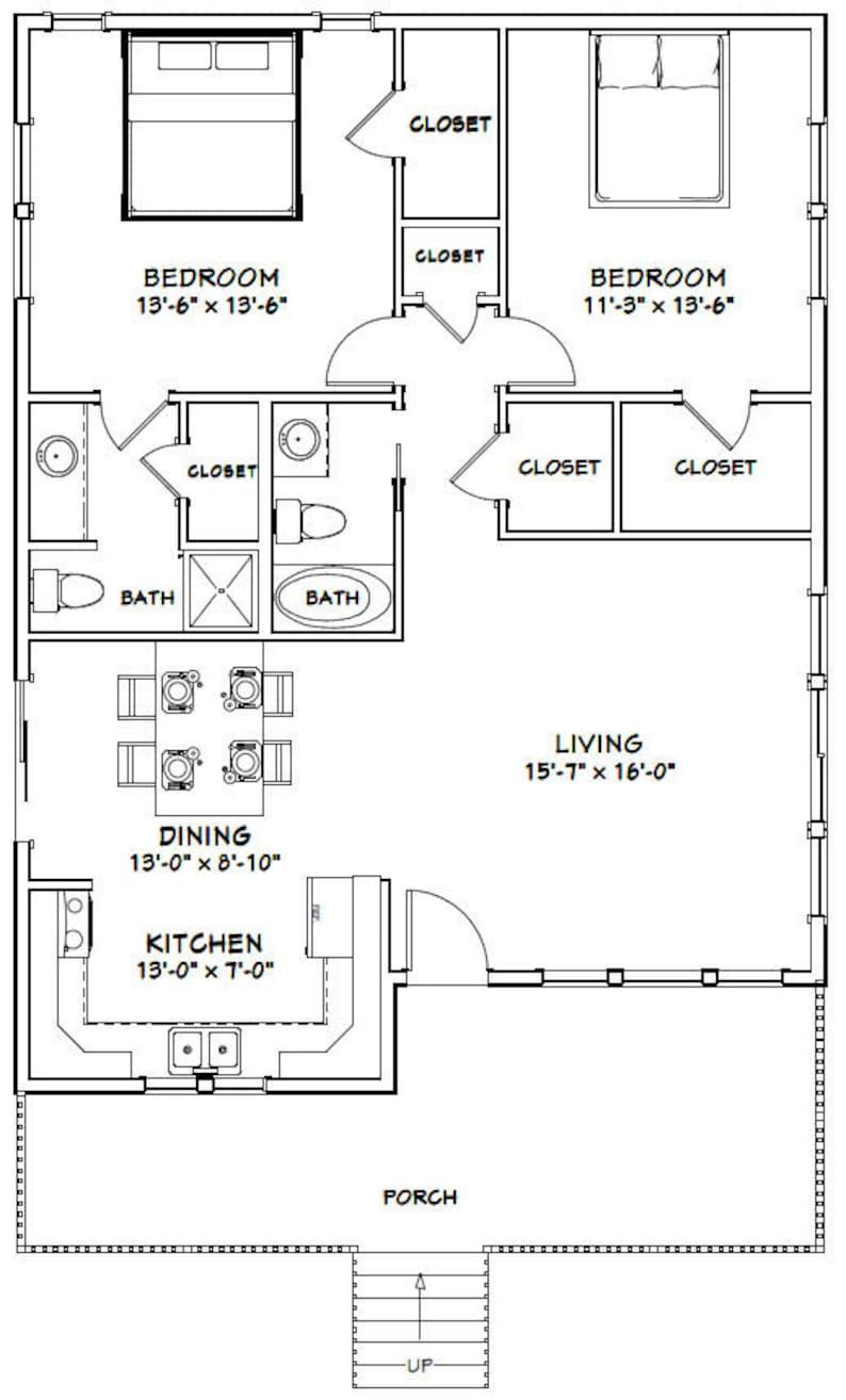 30x40 House 2