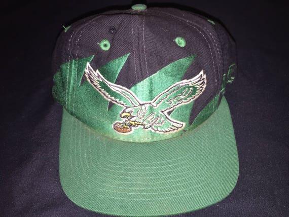 a396bb38649a6 Vintage Nfl Football Philadelphia Eagles Logo Athletic