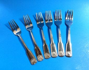 "Dalia Spain Guernica Glossy 1 Salad Fork 7 3//8/"""