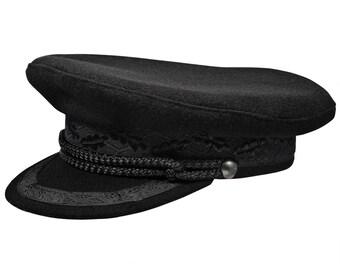 65a9084b1 Sailor cap | Etsy