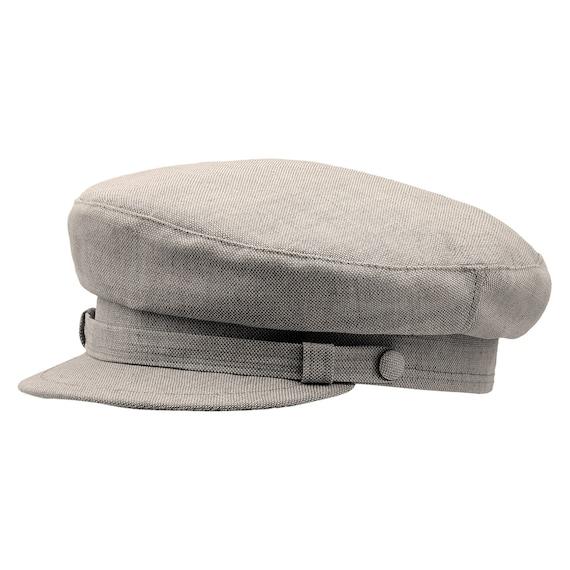 e5199c1cb5433 MACIEJOWKA MODEL 6 gorra de pescador griego veraniega de