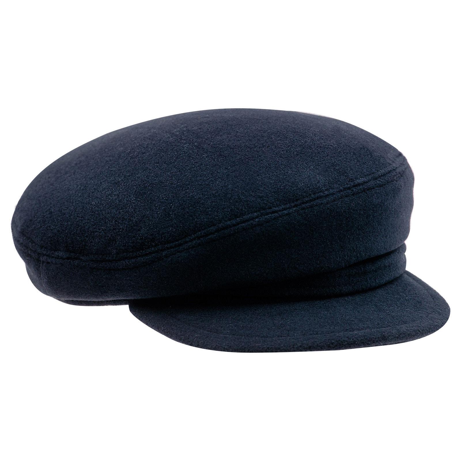 PIREUS Greek Fisherman   Breton style Cap made of Soft and  7711f1262f52