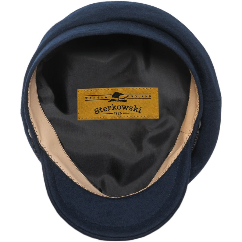 bed4398f812b0 MACIEJOWKA MODEL 3 gorra de pescador al estilo griego de