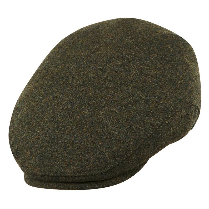 Men's Vintage Style Hats, Retro Hats DERBY Merino Wool Flat Cap Ivy League Style Bunnet English Dai Jeff Sixpence Vergon Irish Newsboy Gatsby Driving Baker Hat KHAKI MELANGE $54.00 AT vintagedancer.com
