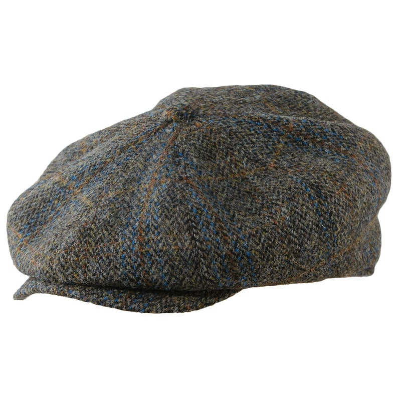 3a5e0c4bdfa PEAKY BLINDERS Genuine Scottish Harris Tweed Pure Wool 8