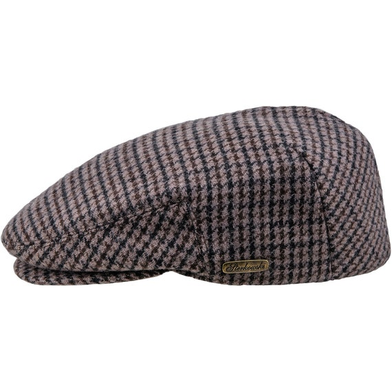 4de2c0b0908 COPPOLA Classic Snap Bill Ivy League Cap Wool Blend with 10%
