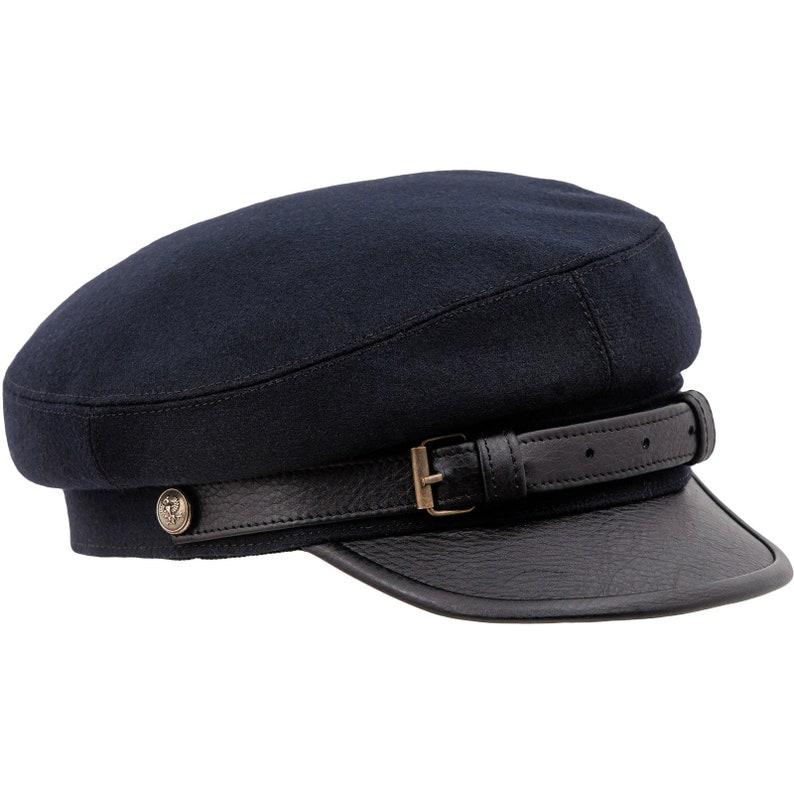 LEGION MACIEJOWKA gorra réplica militar de legiones azul  0d58ab0be59