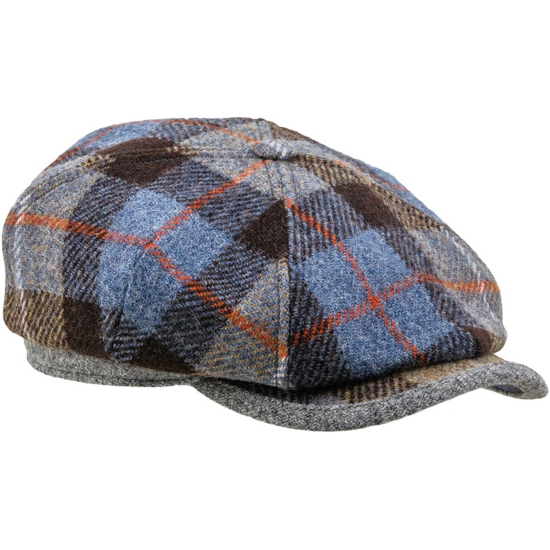 d9f3a9a9eaf1f RAMBLER Genuine Scottish Harris Tweed Pure Wool Ivy League
