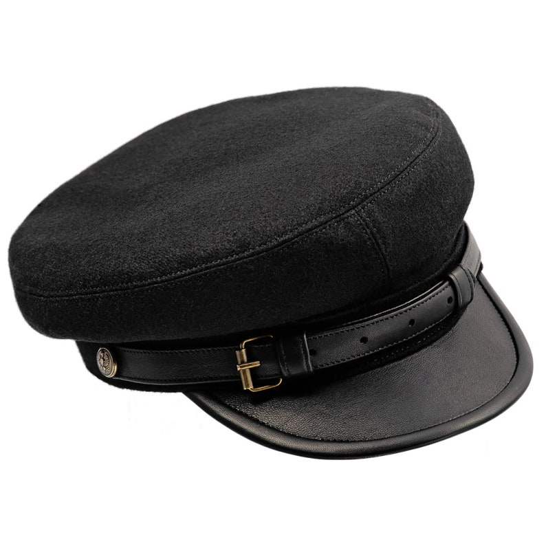 LEGION MACIEJOWKA gorra réplica militar de legiones negra  718aca9ea61