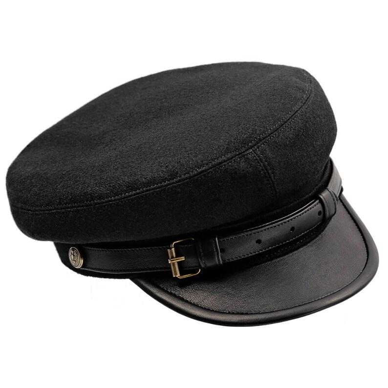 LEGION MACIEJOWKA gorra réplica militar de legiones negra  b3418c5bcda