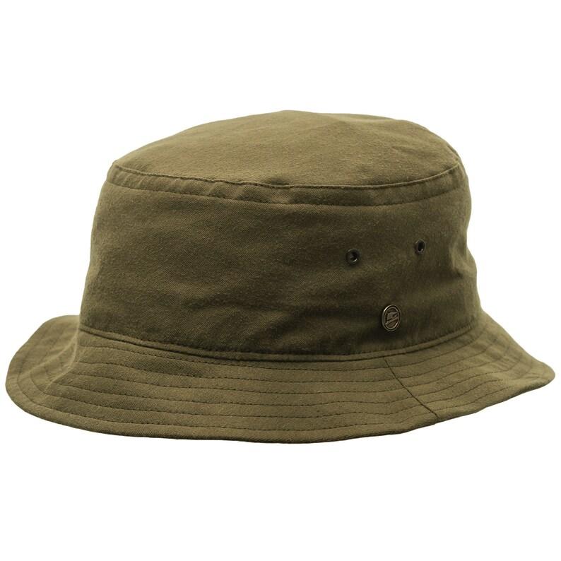 GOLF sombrero piluso pescador de algodón oliva  31c8b00d42b