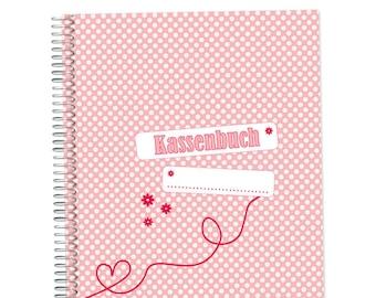 Cash Register Cash Report A5 50 Sheets Pink Millimi *New*