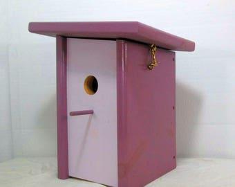 Slant Birdhouse #200