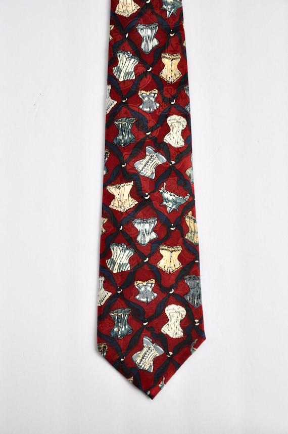 Corset Bustier Neck Tie, Dita von Teese, Marilyn M