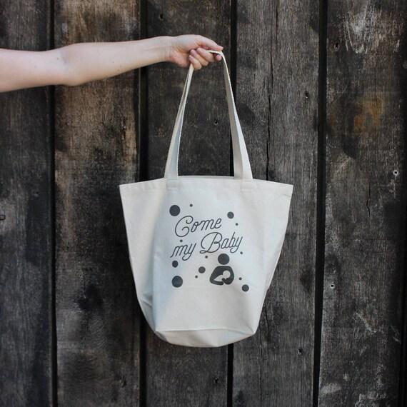 Tote Bag I/'m a Tearing NOUNOU NOUNOU Gift Cotton Reusable Bag Trendy Accessory Original Gift Christmas
