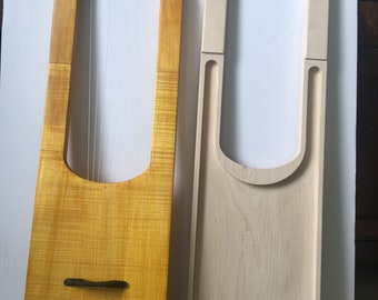 Anglo Saxon Lyre Kit.    Make your own lyre