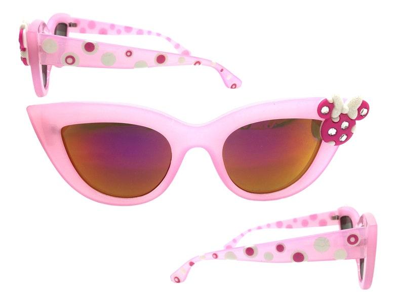 b7021e584511 Minnie Mouse Sunglasses Disney Sunglasses Cat Eye | Etsy