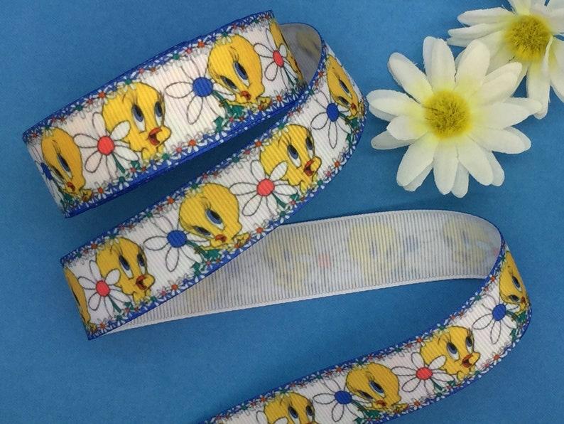 "Grosgrain Floral Diamond Jewel Ribbon 7//8/"" 22mm"