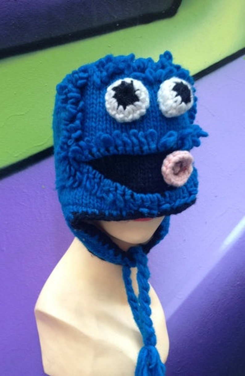 5a7359543139e Googly eyed monster hat cookie monster cap funny halloween