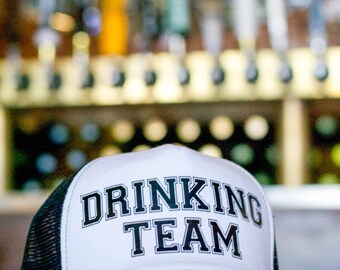 Drinking Team Hats (Set of 4)