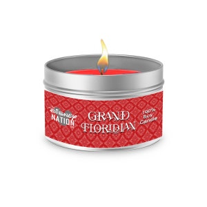 The Magical Smell of a Very Merry Christmas in an 8 oz 100/% Soy Wax Candles