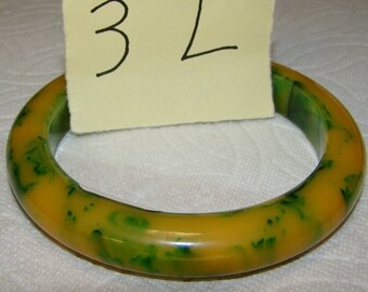BB #3-L Vintage Bakelite Bracelet