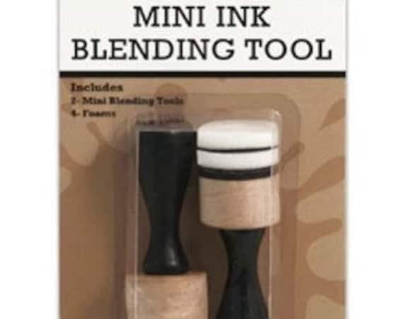 """Ranger Tim Holtz Mini Ink Blending Tool 1"""" Round"""