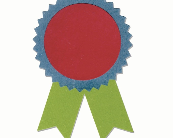 Sizzix Bigz Die - Award Ribbons by Echo Park Paper 660446