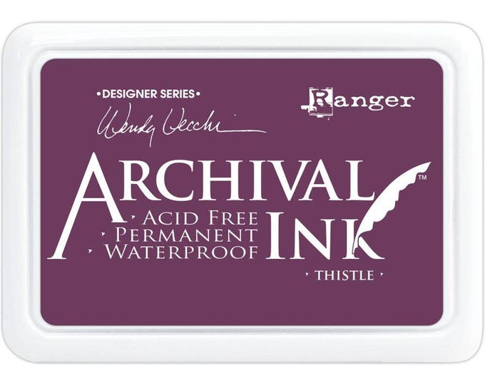THISTLE Wendy Vecchi Archival Ink Pad by Ranger