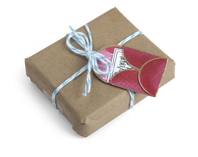 New! Sizzix Framelits Die Set 2PK w/Stamps - Send A Note by Katelyn Lizardi 662934