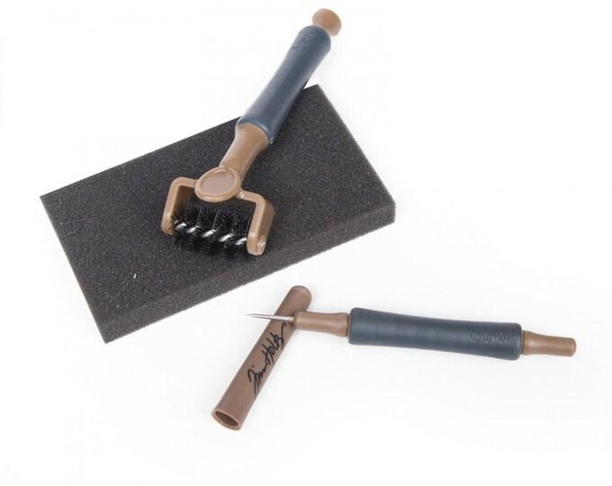 New! Sizzix Tim Holtz Accessory - Mini Tool Kit 663035