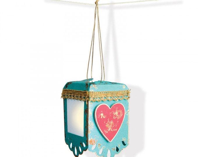 New! Sizzix Bigz Die - Hanging Lantern by Crafty Chica 663146