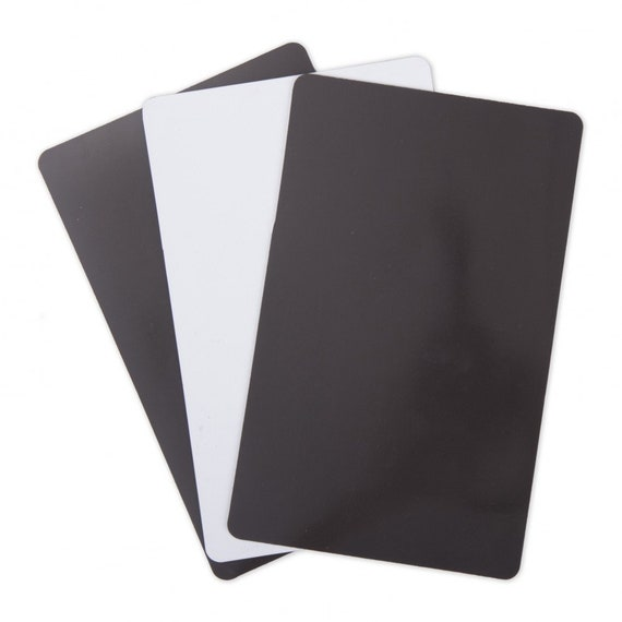 """New! Sizzix Accessory - Magnetic Sheets, 5 1/2"""" x 8 3/4"""", 3 Pack (662872)"""